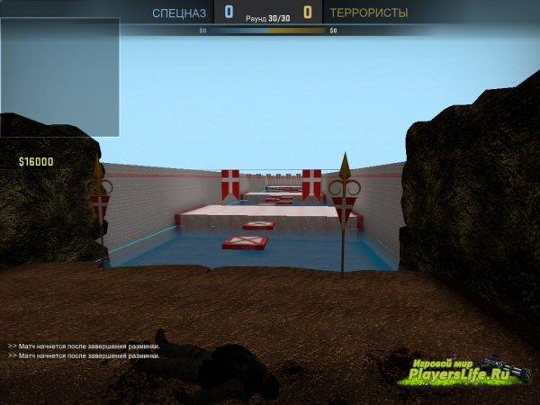 Карта bhop_danmark_rg1 для CS:GO