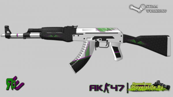 AK-47 | SPORT для Counter-Strike:Source
