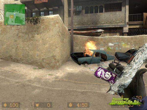 Пистолеты из CS:GO для CS:S