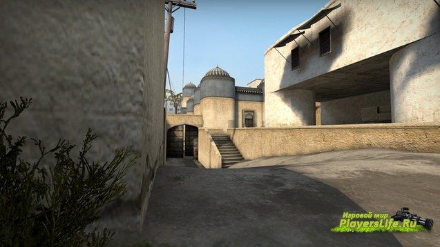 Карта Даст 3 (Dust 3) для  CS:GO