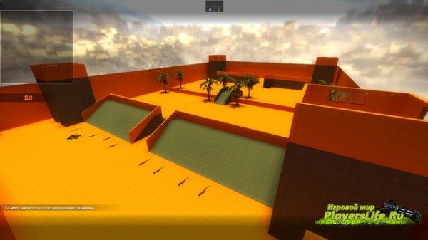 AWP 3x3 карта для CS:GO