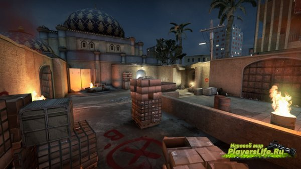 Dust 2 Night для CS:GO