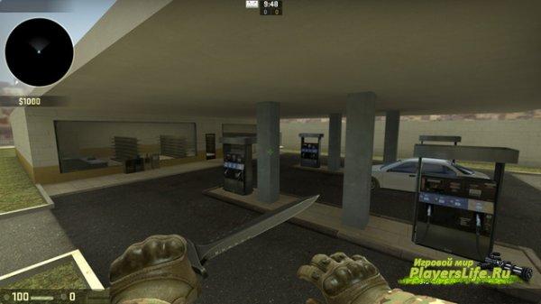 Карта Seek Street для CS:GO