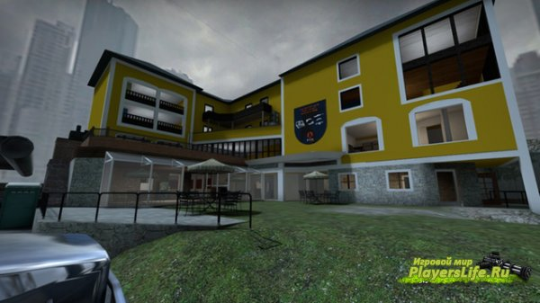Карта Seek Hotel (Hide and Seek) для CS:GO