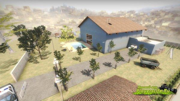 Карта Seek House 2016 для CS:GO