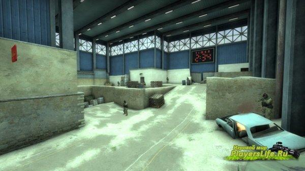Практика префайров на DUST2 в CS:GO