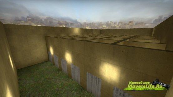 Карта Дверь - Дробовик (Doorception - Shotgun Map) для CS:GO