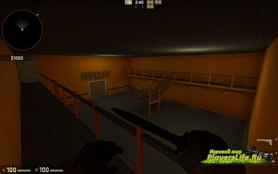 Карта jb_JailBreakTestv1.1 (JAILBREAK gamemode) для CS:GO