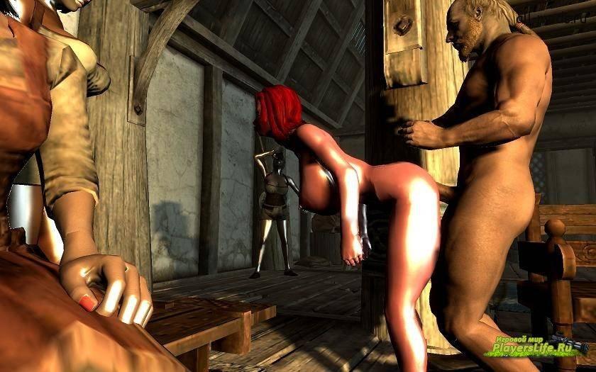 Секс мод к игре ылнкшь