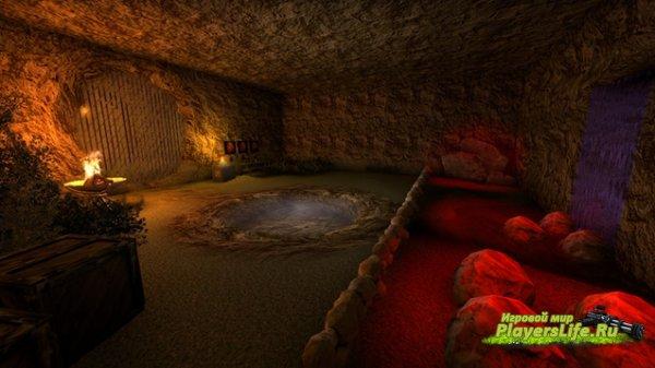 Карта coop_zombie_bagan для CS:GO