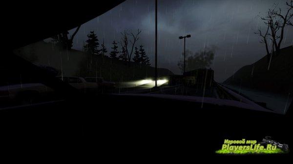 Карта coop_zombie_evasion для CS:GO