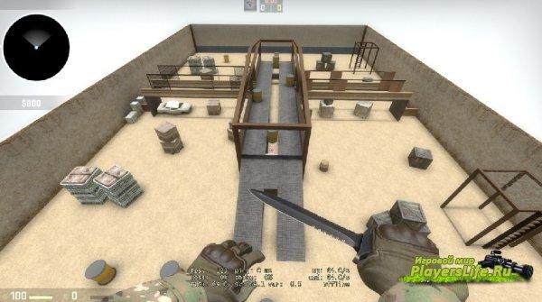 Карта awp_daylight для CS:GO