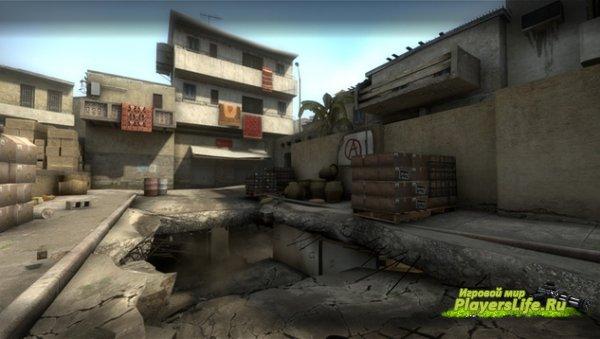 Карта взрыв - DE_Blast для CS:GO