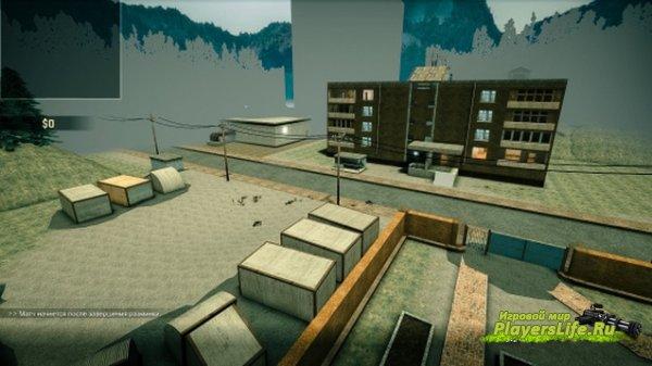 Карта zm_muhosransk_v2 зомби для CS:GO