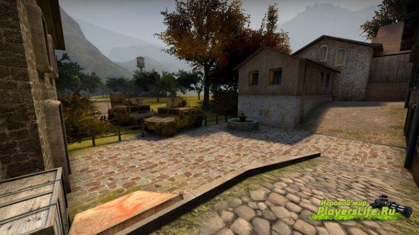 Карта колокольня (de_campanile) для CS:GO