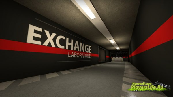 Карта ze_exchange_innovation для CS:GO