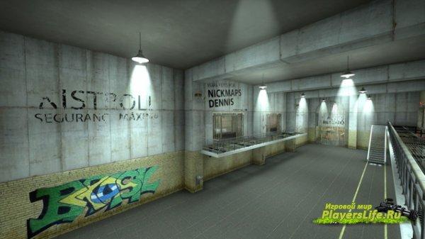 Карта Kistroll JailBreak для CS:GO