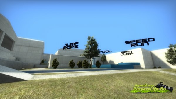 ����� jb_facility_v3 (JAILBREAK gamemode) ��� CS:GO