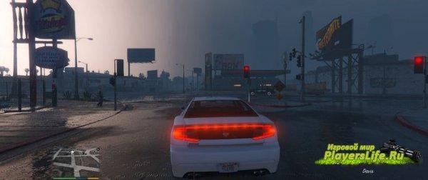 Больше реализма в GTA 5