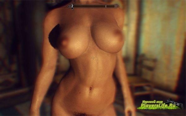 Skyrim - сексуальные тела девушек в HD (CBBE, UNP, ADEC, CHSBHC)