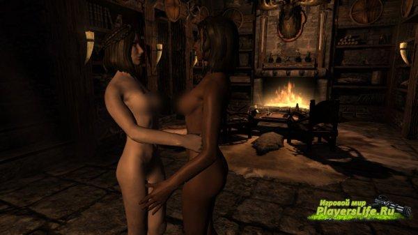 Skyrim мод позволяющий заниматся сексом