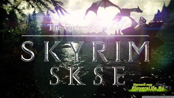 Skyrim SKSE Launcher