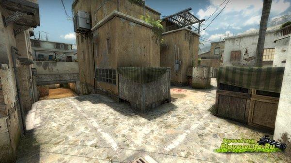 Карта de_tuscan для CS:GO