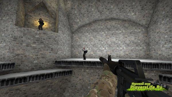 Улучшение стрельбы в голову (CS:GO - карта)