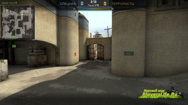 Карта de_dust2_se для CS:GO