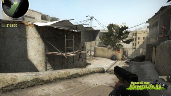 Карта de_dust_2x2_pro для CS:GO