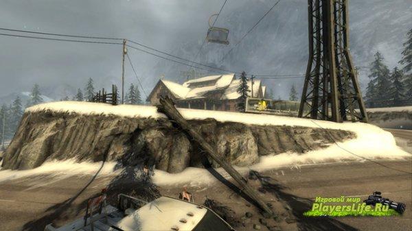 Карта DE_ColdBlow для CS:GO