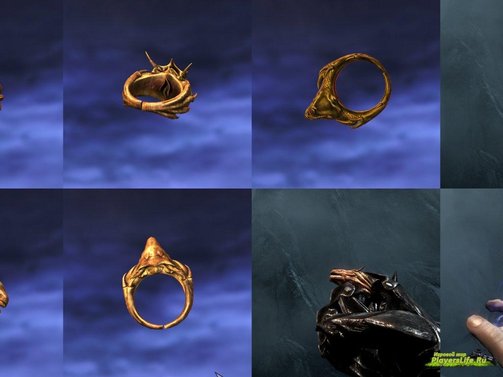 скачать мод на скайрим на кольцо дракона - фото 2