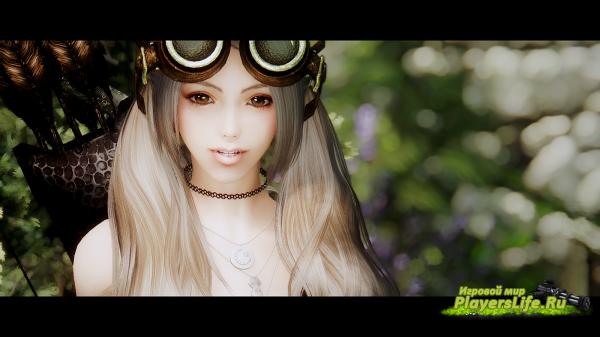 Клаудия(Craudia) – девушка спутница для скайрима