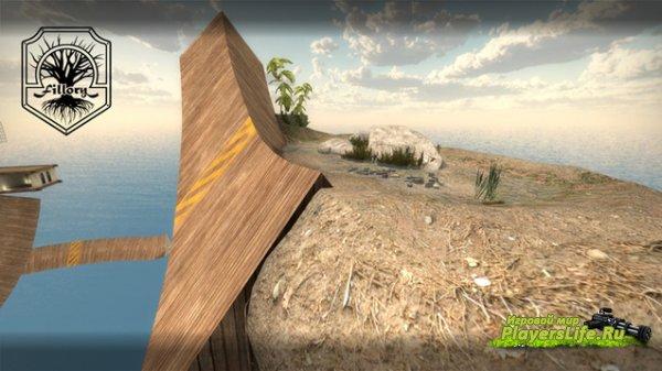 Карта Surf Fillory для CS:GO