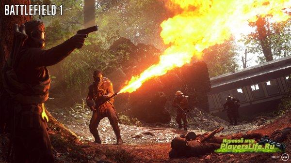 Что ждет игру Battlefield 1 в ближайшем будущем от DICE?