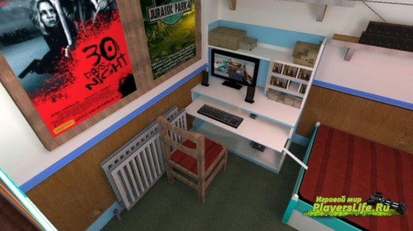 Карта zm_miniature_room_pb_v1 для CS:GO