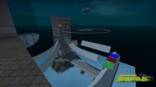 Карта surf_urbancity_pb для CS:GO