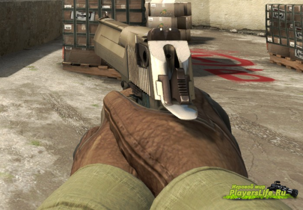 Deagle CS:GO Default для CS:S