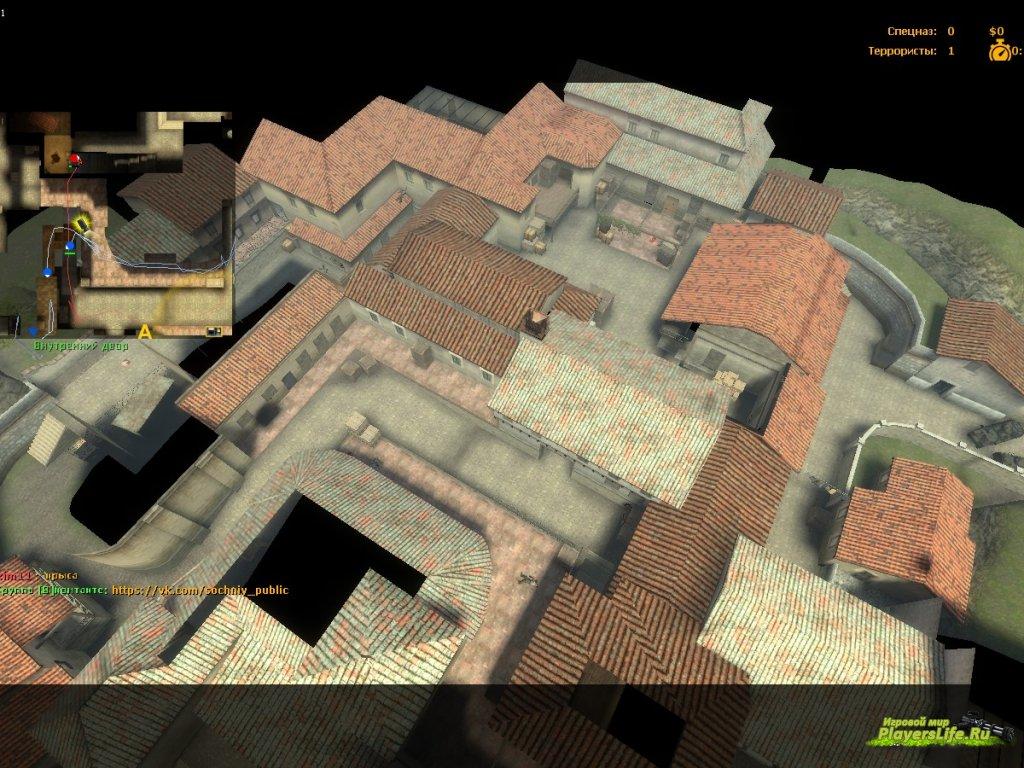 скачать карту De Mirage для Css V34 - фото 8