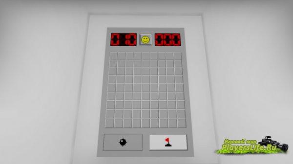 Карта игра САПЕР для CS:GO