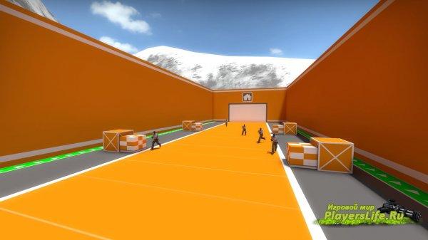 Карта Training Center 1.5c для CS:GO