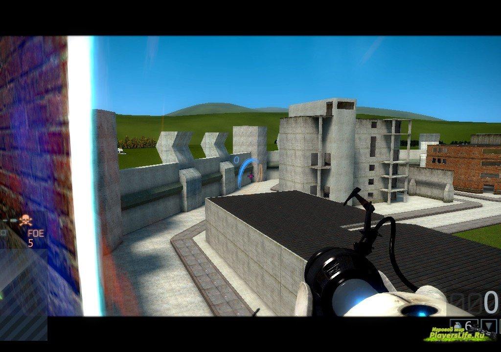 Скачать мод Portal Gun для Minecraft 1.6.4