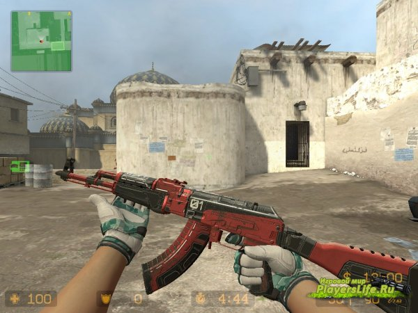 AK 47 PACK Moto Gloves FOR CSS V88 V89