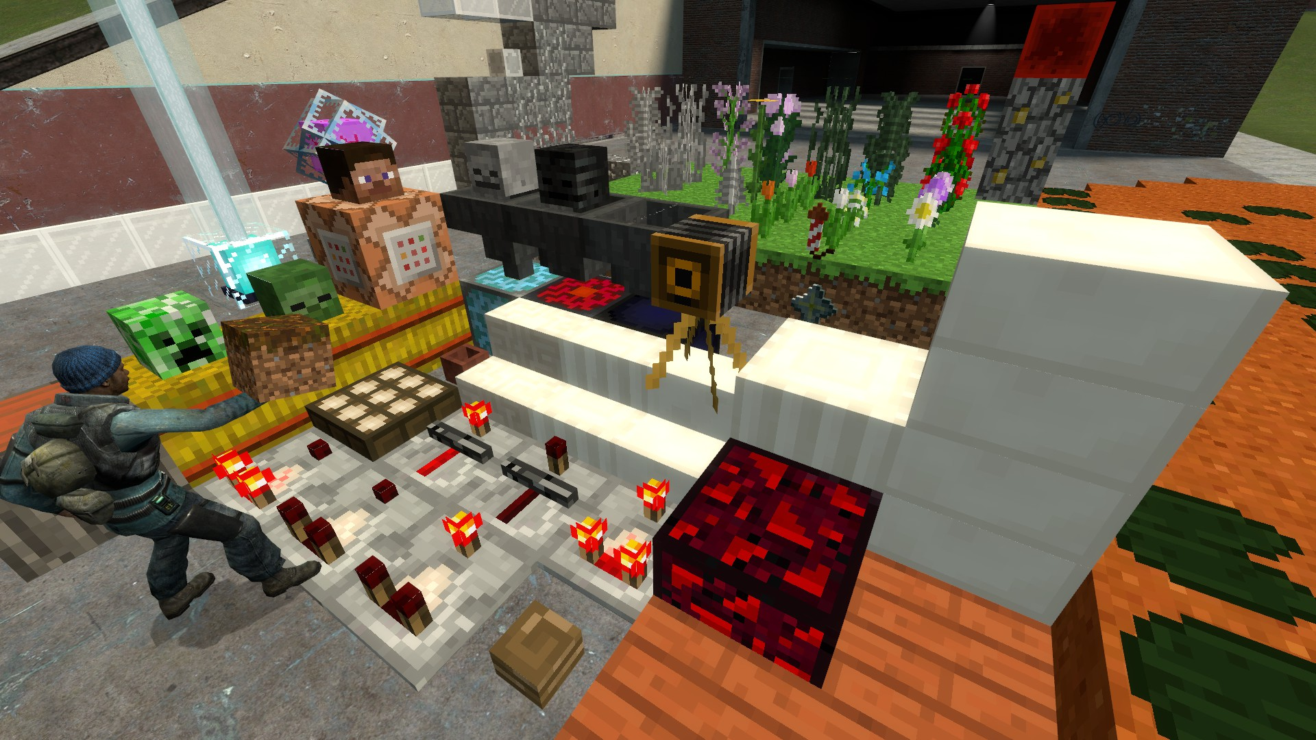 Garry's mod map pack maps mapping and modding: java edition.