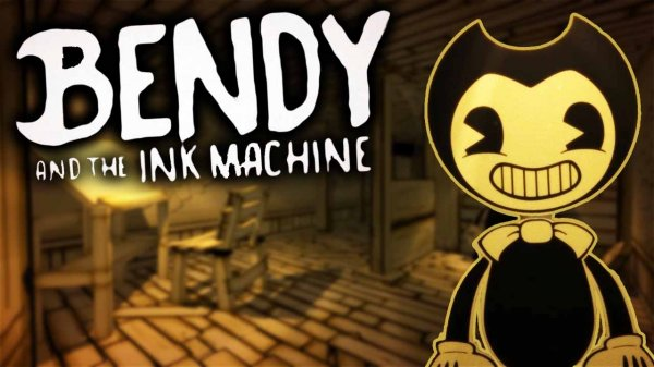 Bendy and The Ink Machine Pill Pack (Garrys Mod 13)