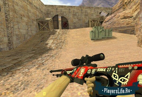 Скачать Counter-Strike 16 Азимов через торрент