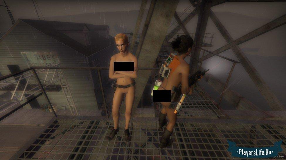Секси зой l4d