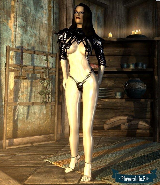 Skyrim сборник сексуальной брони cbbe