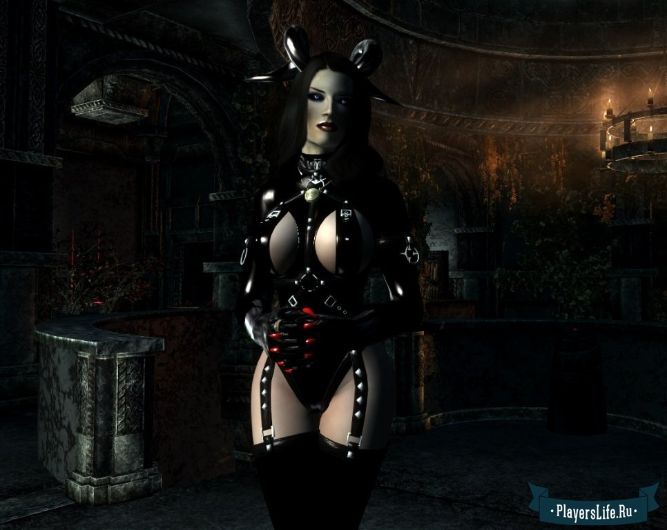 Skyrim моды сексуальная брони