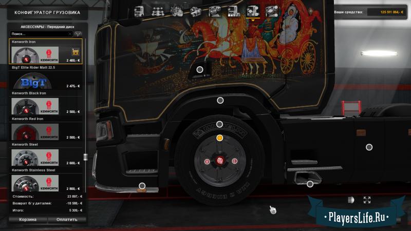 Скачать сборку euro truck simulator 2
